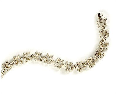 Diamond Garland Bracelet