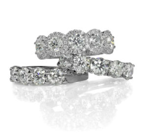 custom wedding bands - Dominion Jewelers