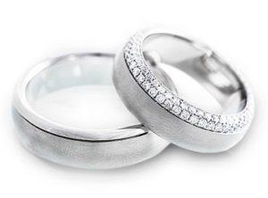 men's wedding band - dominion jewelers