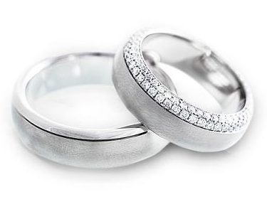 men's wedding band - dominion jewelers