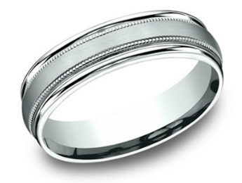 Popular Styles for Mens Wedding Bands - Dominion Jewelers
